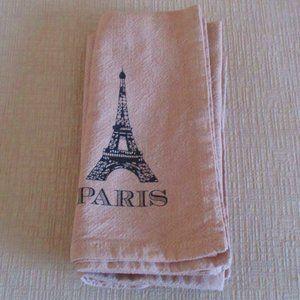 Harman 100% Cotton Table Napkin Paris Set of 4